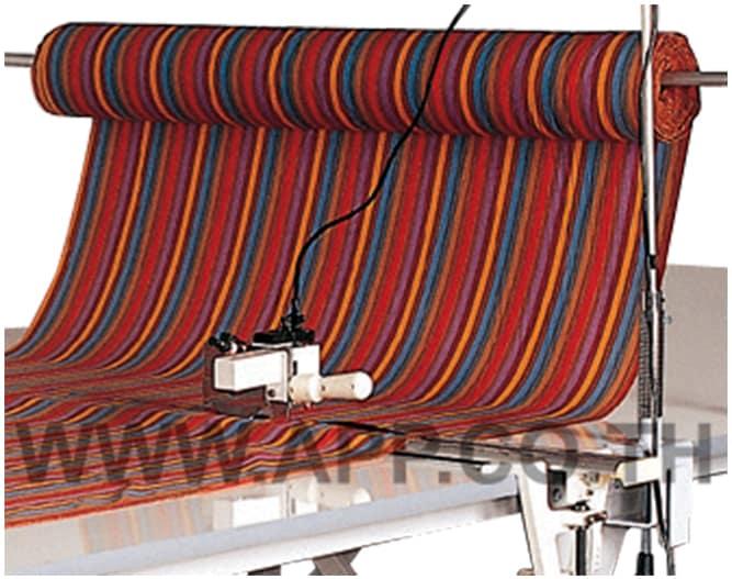เครื่องตัดผ้า เครื่องตัดหัวผ้า