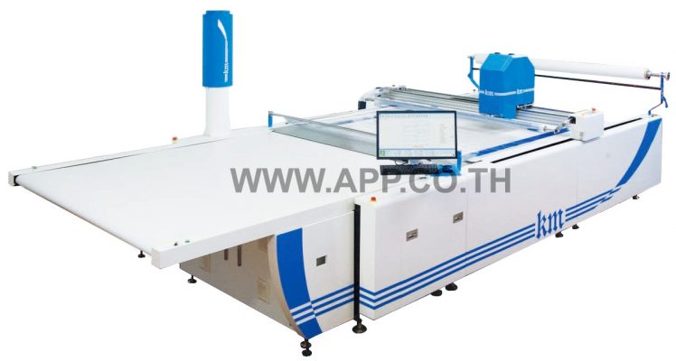 เครื่องตัดผ้าอัตโนมัติ