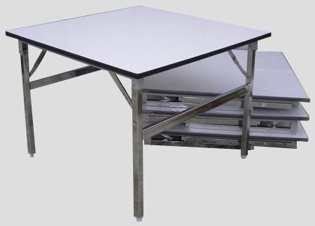 โต๊ะพับ โต๊ะขาพับ โต๊ะขาพับติดล้อ Magic
